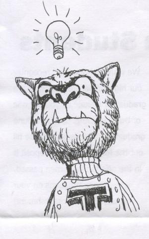 cat light bulb