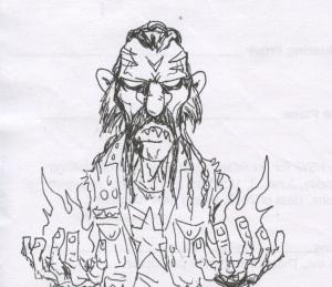 zombie biker mystic